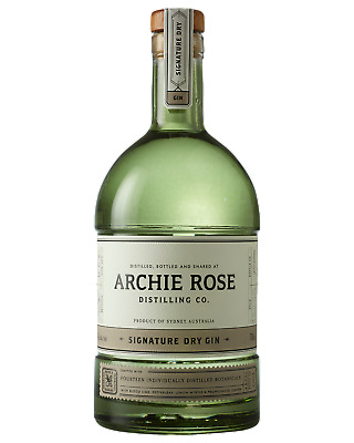 Archie Rose Distilling Co. Signature Dry Gin 700mL bottle