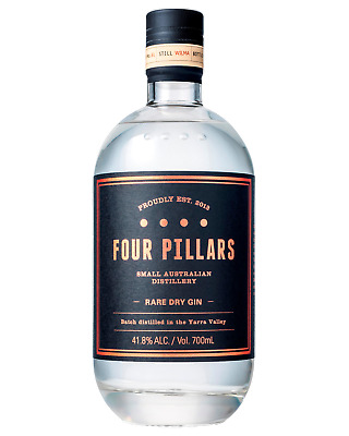 Four Pillars Rare Dry Gin 700mL bottle Yarra Valley