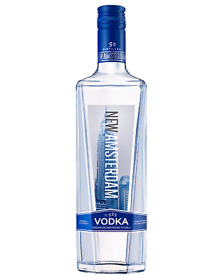 New Amsterdam Vodka 700mL bottle