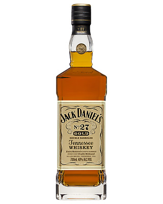 Jack Daniel's No. 27 Gold Tennessee Whiskey 700mL bottle
