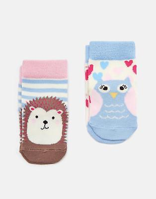 Joules 125028 Character Socks in OWL