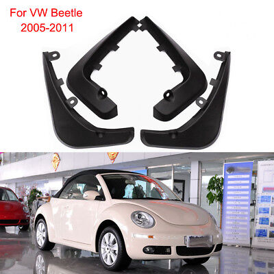 VW Beetle stone guards front german made alloy 1302//3