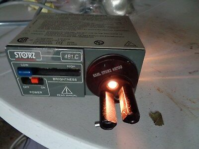 Karl Storz 481 C Light Source