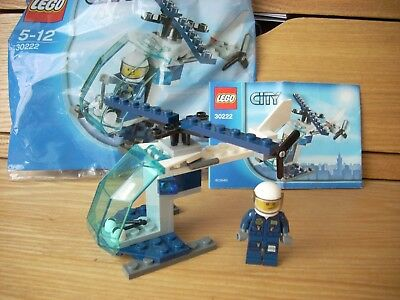 Lego 30222 Police Helicopter Build Instructions Interframe Media