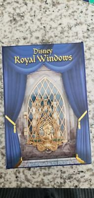 WDI Disney Royal Windows Cinderella LE 300 Pin