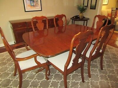 Stickley Dining Room and Buffet - Pickup only in Ramsey, New Jersey