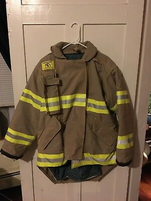 Morning Pride Fire Fighter Jacket Size 40, 29/35