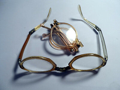 Antique folding spectacles 2 pairs