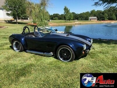 Shelby AC Cobra, Shelby, Factory Five, 1967 Used Manual RWD