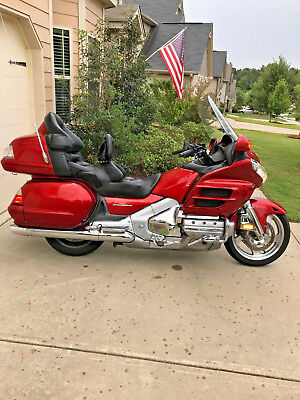 2008 Honda Gold Wing  ABS GPS Comfort System