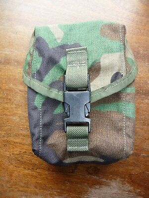 SDS Specialty Defense 100 round SAW/General Purpose Pouch Woodland MOLLE