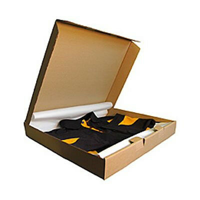 10 x Garment Boxes - Available in Brown or White in a Range of Sizes