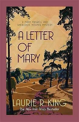 A Letter Of Mary by Laurie R. King (Paperback)