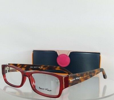 04a11804e3df Brand New Authentic RONIT FURST RF 3784 IG 54mm Hand painted Eyeglasses