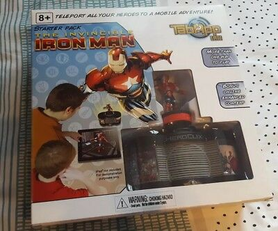 TabApp Elite The Invincible Iron Man Starter Pack, NEW