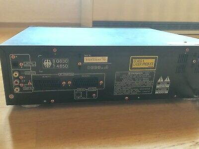 Pioneer Laserdisc Player.  CLD-1800.    Sehr  gepflegt. incl. FB.   120€
