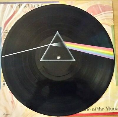1 Picture Disc von Pink Floyd - The Dark Side of the Moon