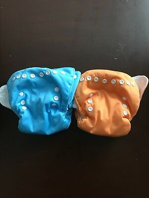 Thirsties Aio Cloth Diapers