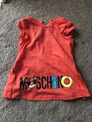 Moschino Baby Girl Dress