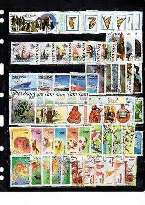 Vietnam Various Sets/part Sets/singles Stamps From Collection Rf/15