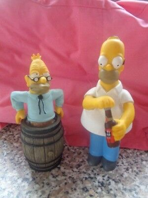 Collectable The Simpsons Novelty Bottle Stop & Bottle Opener Homer