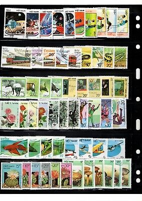 Vietnam Various Sets/part Sets/singles Stamps From Collection Rf/19