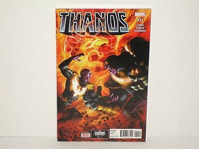 Thanos #11 (NM or 9.4) - 1st Print - Lemire - Peralta - Sold Out!