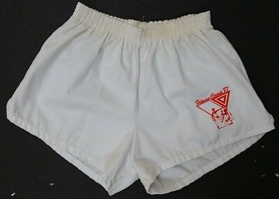 Vintage 1987 YMCA Shorts - Women's Fitness Camp - Size M