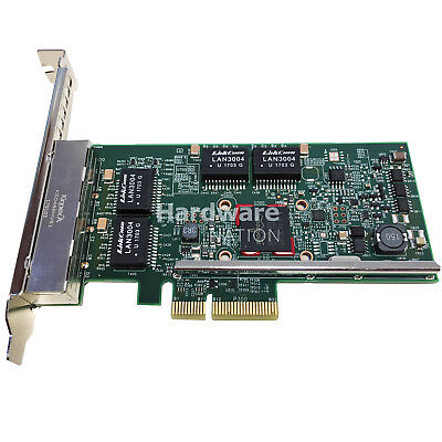 Dell HY7RM Broadcom BCM95719 Quad Port PCIe Network Ethernet Card Full Height