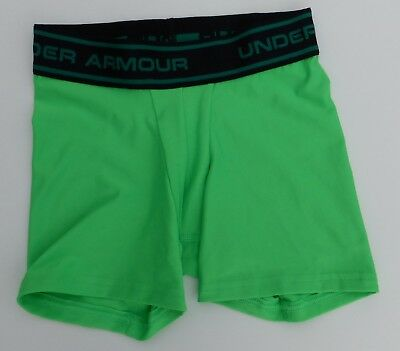 UNDER ARMOUR Boy boxer brief briefs boxerjock Underwear Youth X Small S Jock YXS