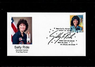 Sally Ride First Day Cover - Only 10 Covers Made