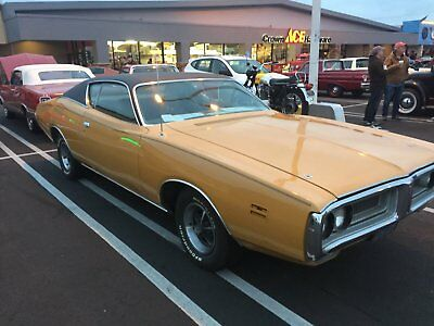 1971 Dodge Charger 500 1971 Dodge Charger 500