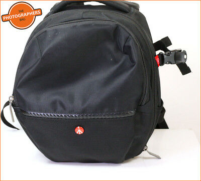 Manfrotto MB MA-BP-GPS Gear Backpack S Padded Photo Camera Case / Bag Free UK PP