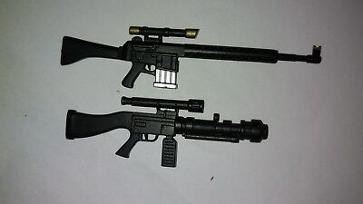 Serenity Firefly Rifles from Mal & Jayne Action Figures 2005 Diamond Select