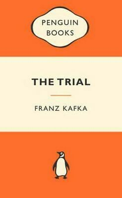 NEW The Trial : Popular Penguins By Kafka Franz Paperback Free Shipping
