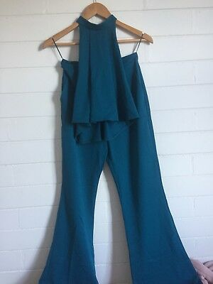 Mossman Womens Pant And Top Set Size 8