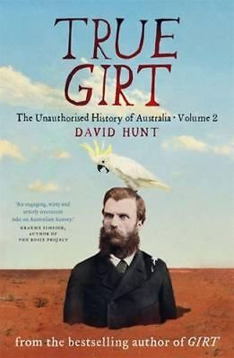 NEW True Girt  By David Hunt Paperback Free Shipping