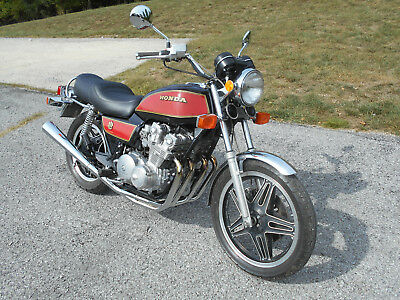 1979 Honda CB  1979 Honda CB750L 10th anniversary Limited Edition