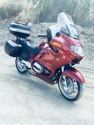 2003 BMW R-Series  BMW  RS 1150 RT    SUPER LOW MILES                Relisted----non paying buyer