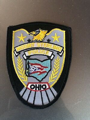 Mount Sterling, Ohio Police Patch