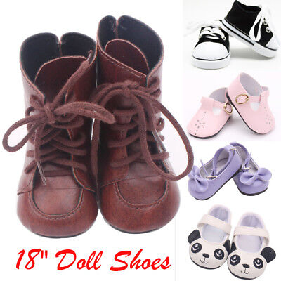 USA Beautiful Doll Shoes Fits 18 Inch Doll and Other 18 Inch Doll