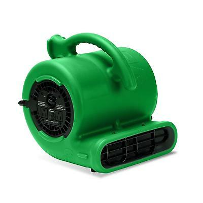 Air Mover For Water Damage Restoration Carpet Dryer Floor Blower Fan Home Green