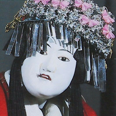 Japanese Bunraku Puppet Marionette ENGLISH Book