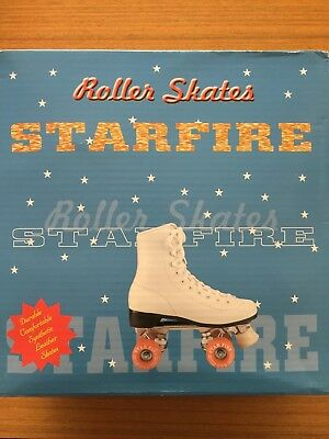 Roller Skates Starfire 500 Girls- Size EU33/US2 - Pre Owned -In Box