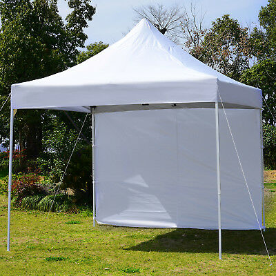 Promotion 9.7x9.7ft Pop Up Party Tent Instant Commercial Canopy Portable