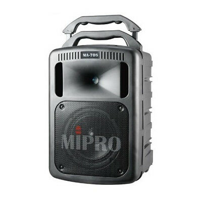 Mipro MA-708 Portable Wireless PA System - Open Box - One Only