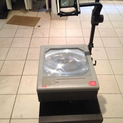 Overhead Projector with stand