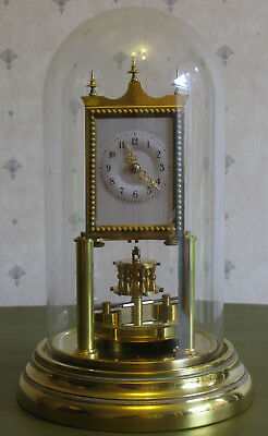 GUSTAV BECKER 400 DAY TORSION (ANNIVERSARY) CLOCK c1925