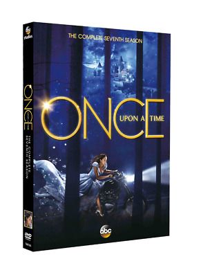 Once Upon A Time Season 7 DVD Complete 7th Series Box Set Brand New Limted Stock