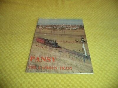 PANSY - THE CAMDEN LINE by NSW RAIL TRANSPORT MUSEUM - by DUNN & MERCHANT